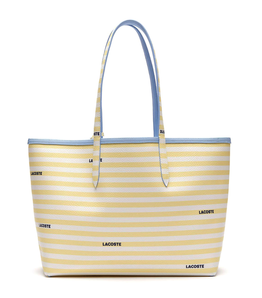 Women's Anna Reversible Striped Shopping Bag Panorama Stripes