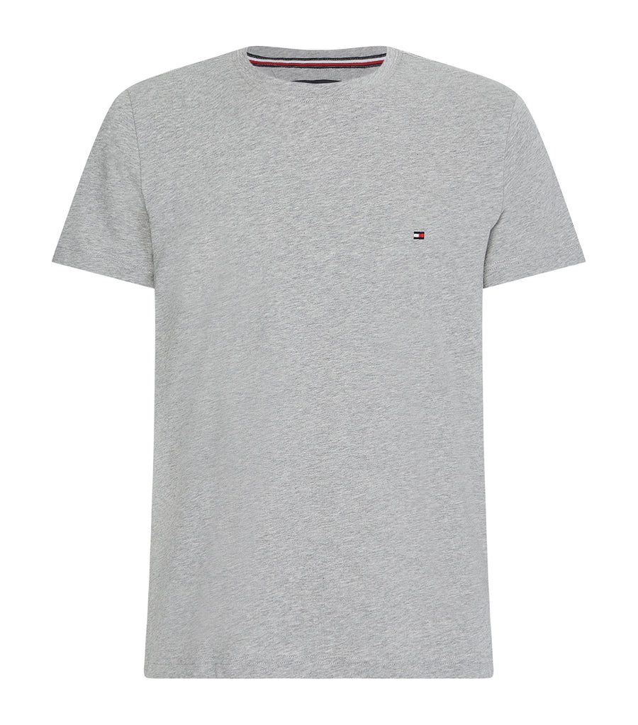 Core Slim Stretch Tee Cloud Heather