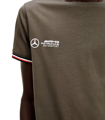 Mercedes-Benz Tipped Slim Fit T-shirt Sea Turtle