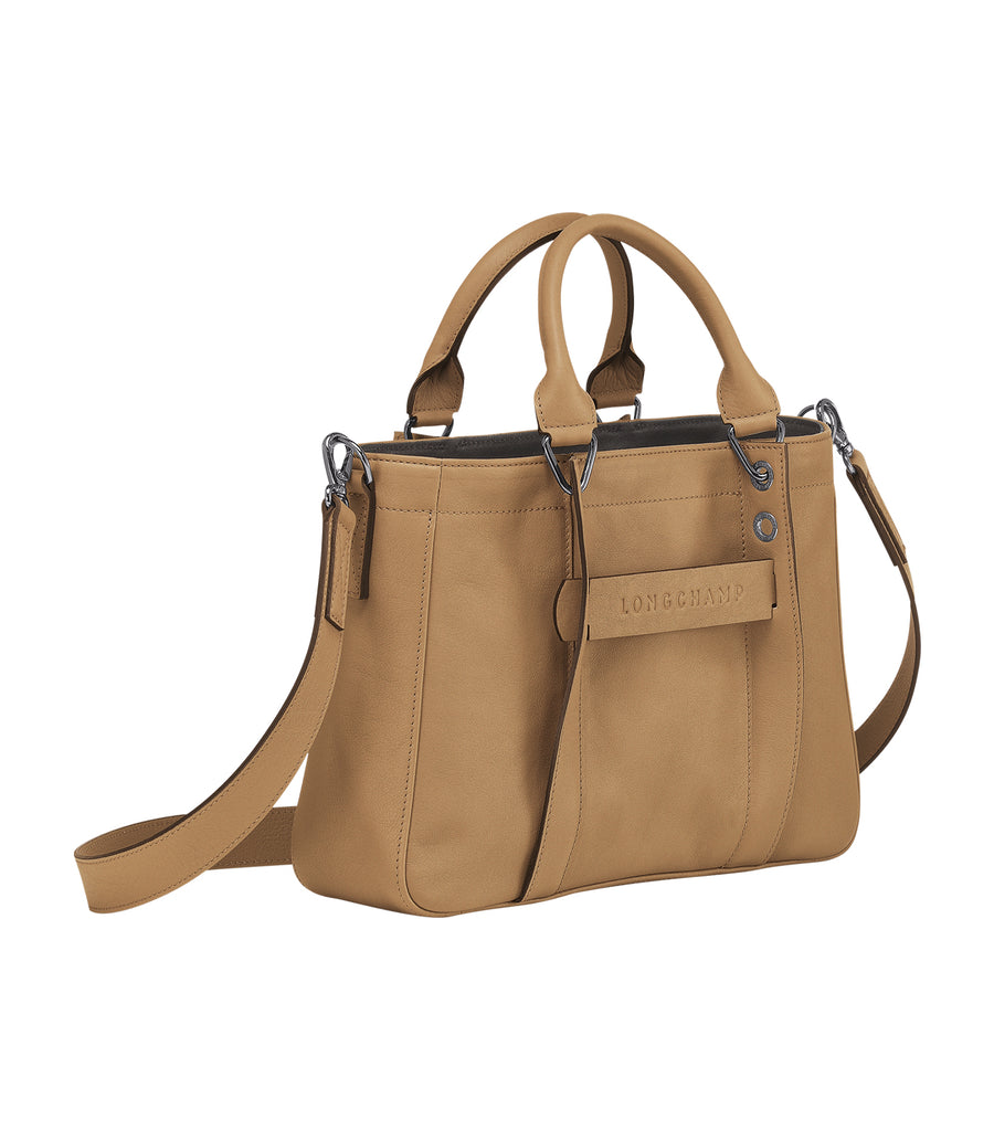 3D Top-Handle Bag S Cumin