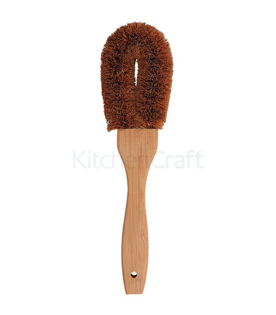 Natural Elements Eco-Friendly Coconut Fiber Dish Brush