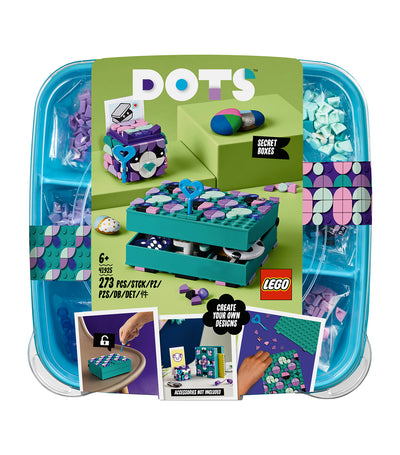 lego® dots secret boxes