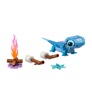 lego® disney bruni the salamander buildable character