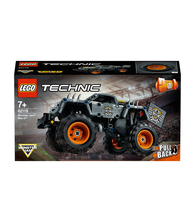 lego® technic™ monster jam® max-d®