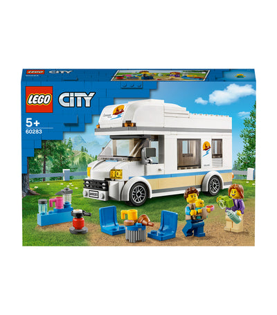 lego® city holiday camper van