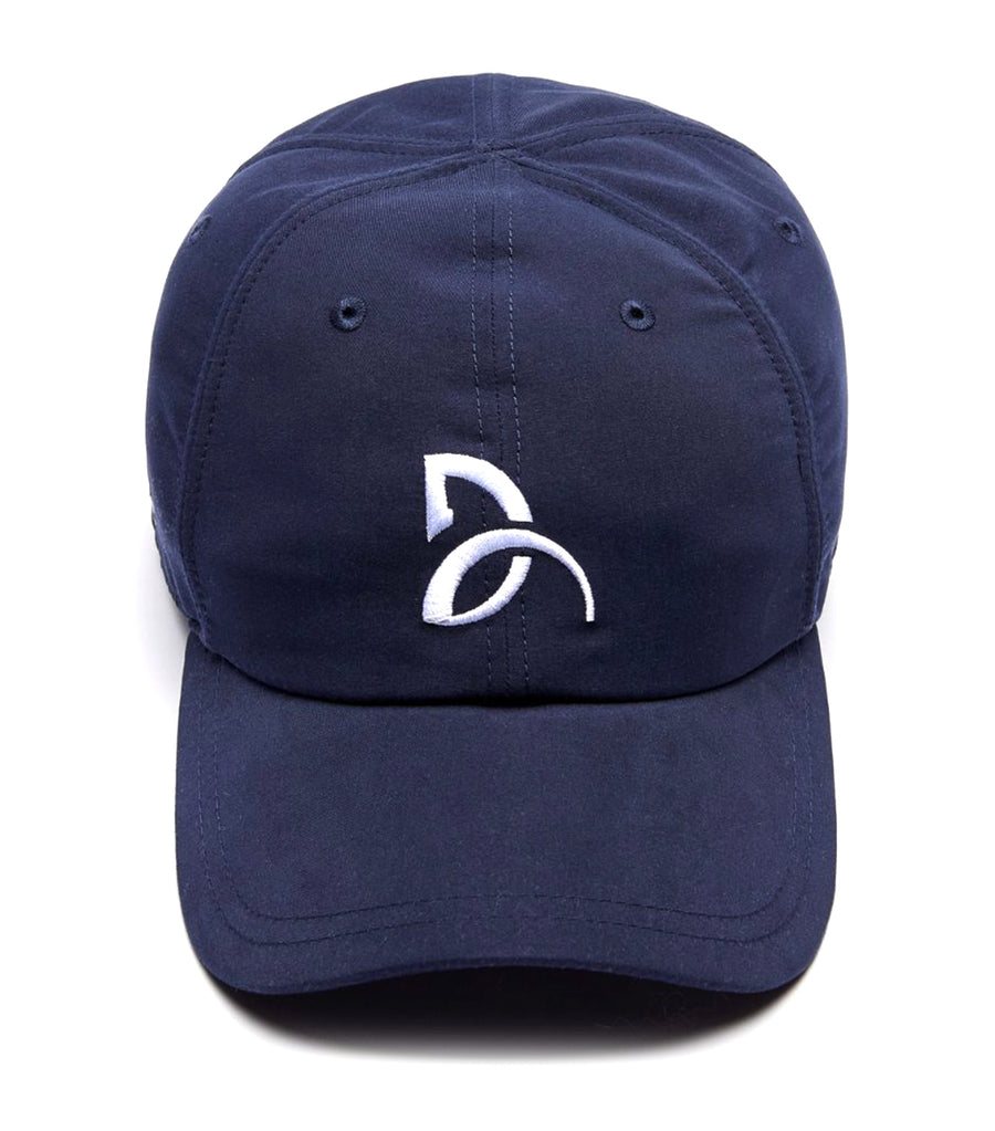 Men's SPORT x Novak Djokovic Cap with Embroidered Signature Navy Blue-White