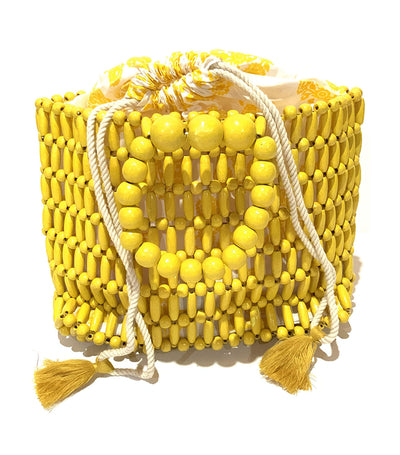 Adee Handbag Yellow