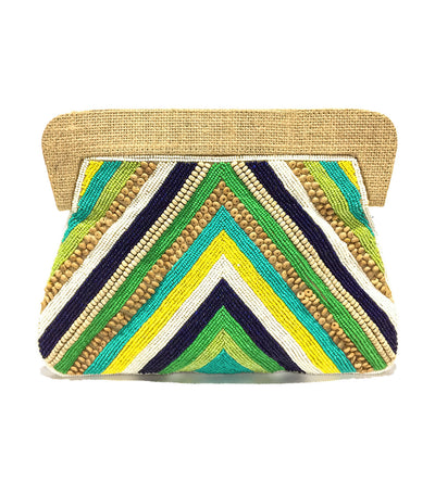 Vee Clutch Green
