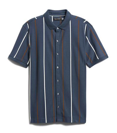 Don't-Sweat-It Shirt Navy