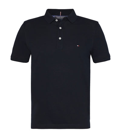 Core Tommy Slim Polo in Sky Captain
