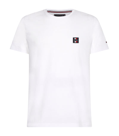WCC Essential Badge Tee in White