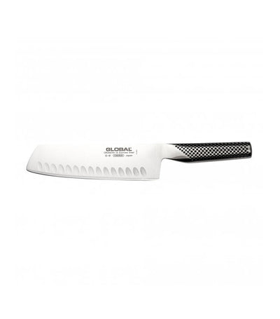 Global G-81 Vegetable Fluted Knife - 18cm