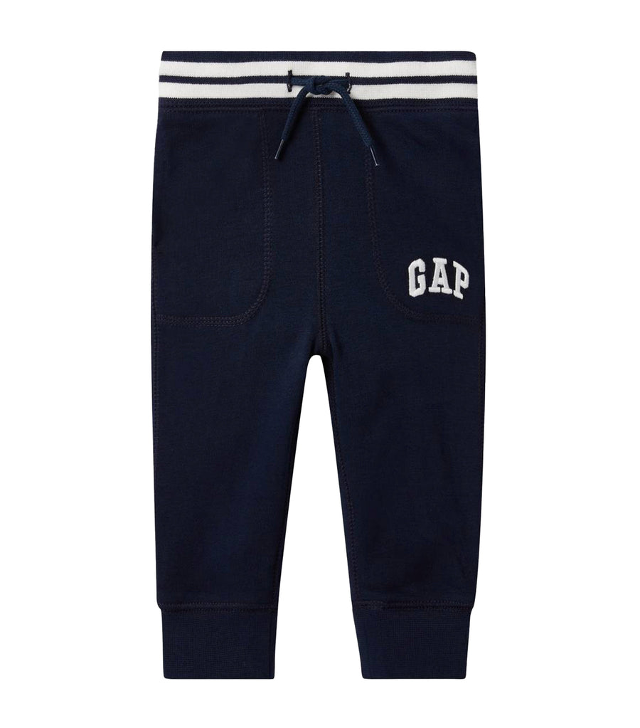 Toddler Logo Pull-On Joggers - Navy