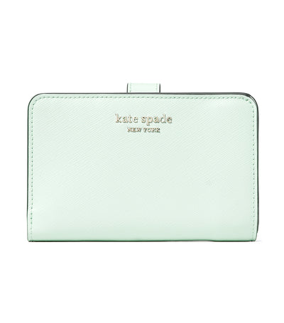 Spencer Compact Wallet Crystal Blue