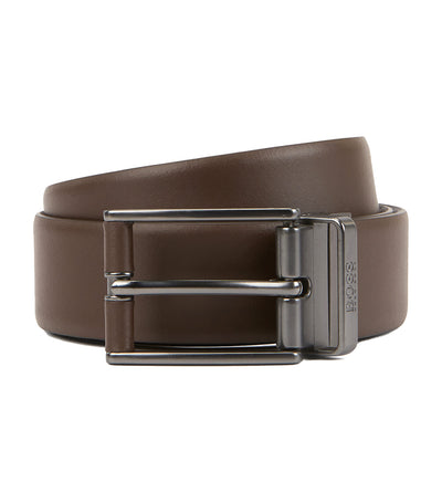 Ofelix Belt Dark Brown