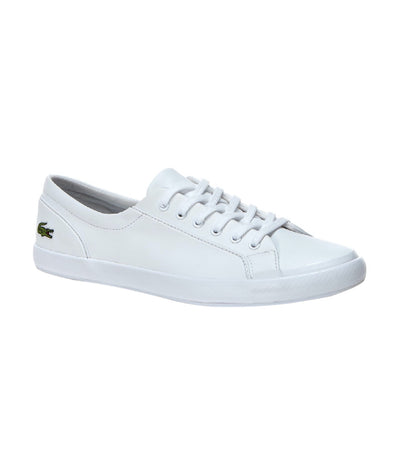 Women's Lancelle Leather Sneakers White