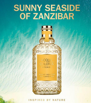 4711 Acqua Colonia Sunny Seaside of Zanzibar Eau de Cologne Intense