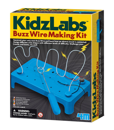 kidzlabz buzz wire making kit