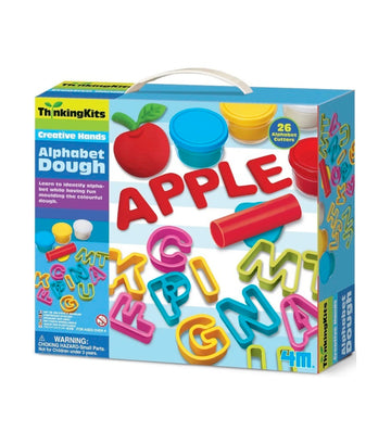 Alphabet Dough