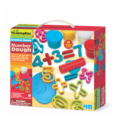 4m number dough