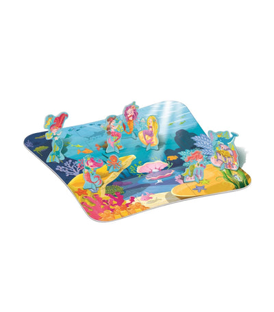 4m 3d puzzles - mermaid