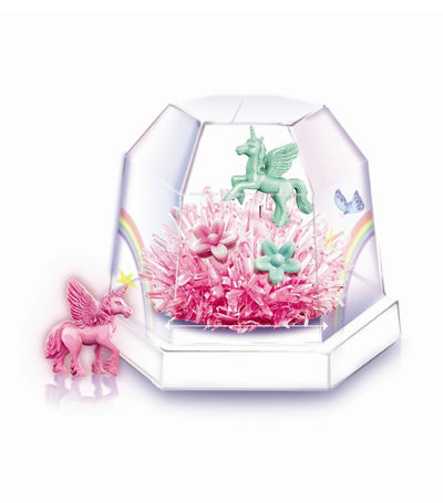 4m unicorn crystal terrarium