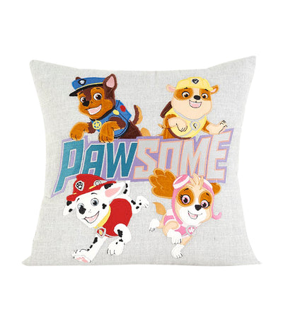 pottery barn kids paw patrol™ pawsome pillow