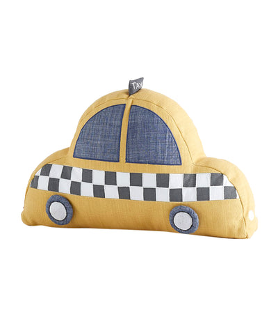 pottery barn kids glow-in-the-dark taxi pillow