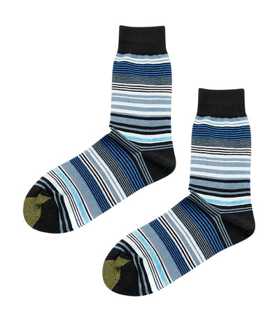 gold toe premier stripes dress socks light blue