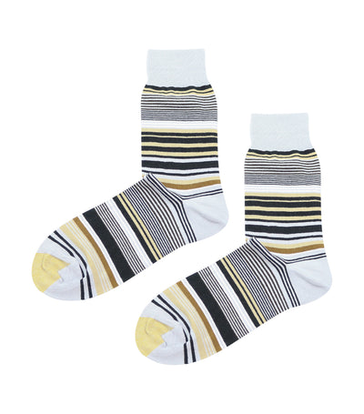 gold toe premier stripes dress socks light gray