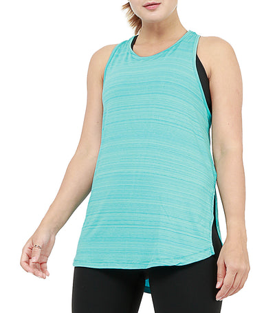 atsui aika layer tank blue