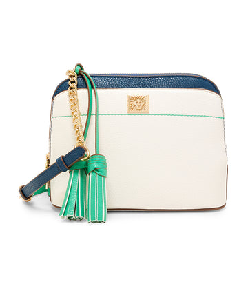On The Go With Chain Gardenia Blue/Green