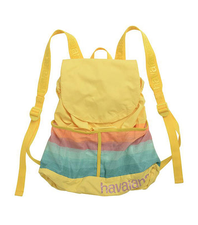 Backpack Cool Yellow