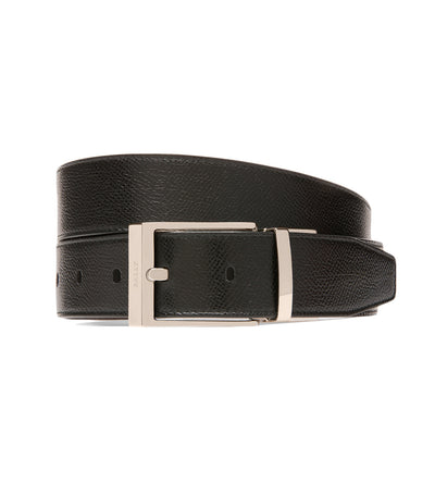 Shiff Dress Belt Black