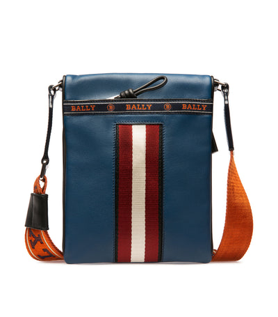 High Point Huya Crossbody Bag Multi Blue Sky
