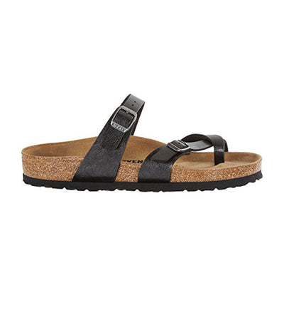 Birkenstock Mayari Birko-Flor - Graceful Licorice