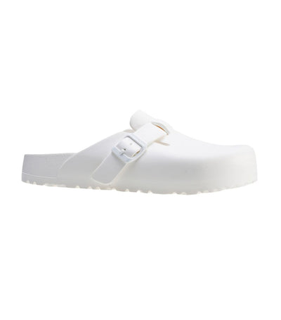 birkenstock boston eva - white