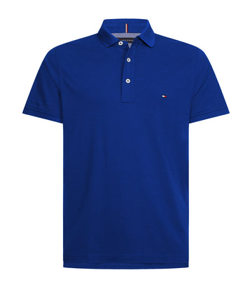 Tommy Slim Polo Blue Ink