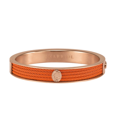 Bangle Forever Colors Orange Coral