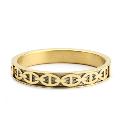 Bangle Forever Marine Yellow Gold