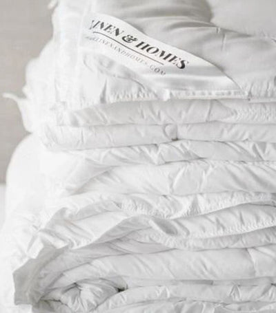 linen & homes cloudlight comforter