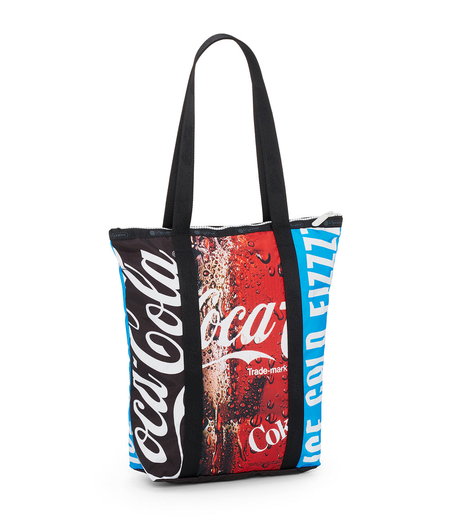 Coca-Cola x LeSportsac Abstract Daily Tote Fizz
