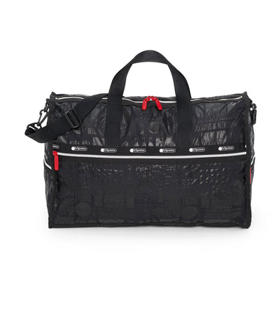 Coca-Cola x LeSportsac Large Weekender It's the Real Thing Black