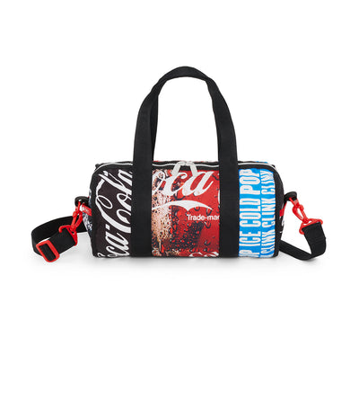 Coca-Cola x LeSportsac Jaimie Duffle Bag Classic Cool Multi-Color
