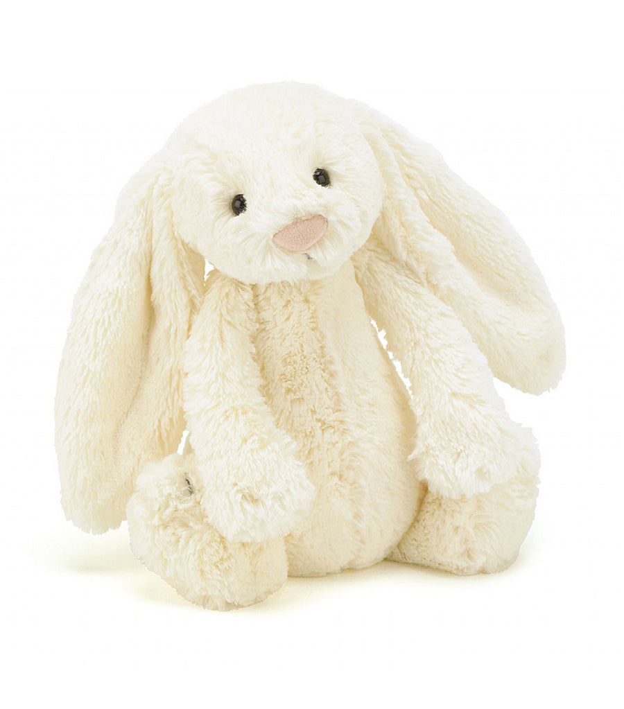 jellycat bashful cream bunny 7""