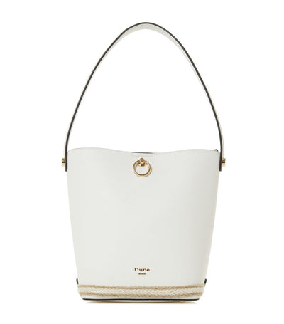 Danika Bucket Bag White