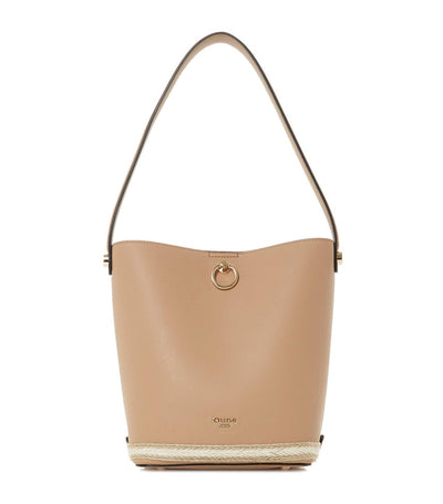 Danika Bucket Bag Camel
