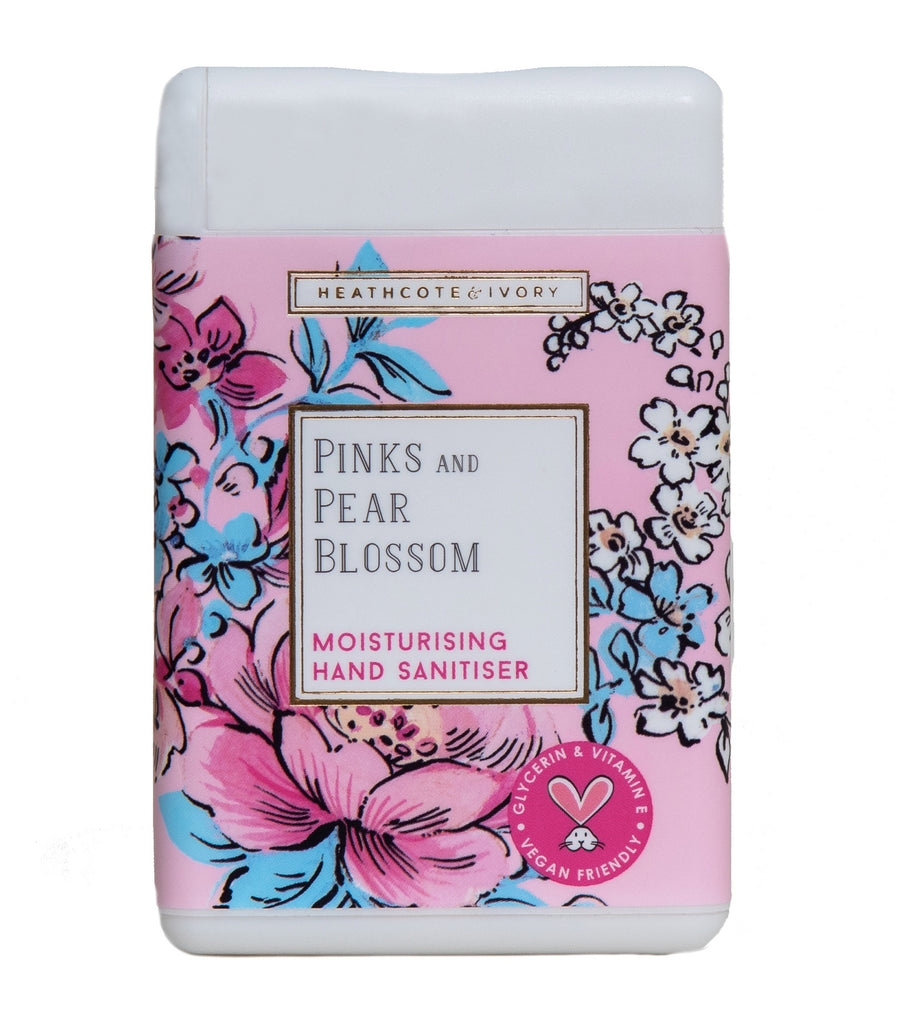 Pinks & Pear Blossom Hand Sanitizer