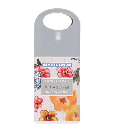 Vintage & Co. Patterns & Petals Hand Sanitizer