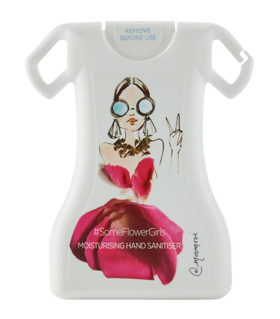 #SomeFlowerGirls by Meredith Wing Hand Sanitizer